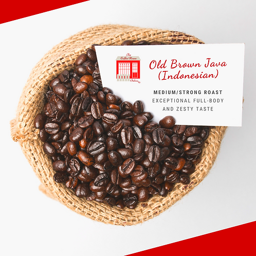 Old Brown Java (Indonesian)