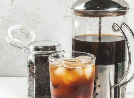 Homemade Cold Brew vs. Iced Coffee: What's the Difference?