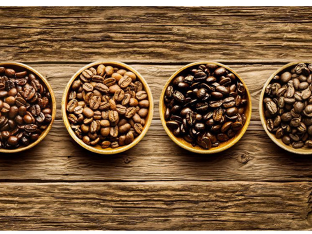 Liberica, Robusta and Arabica beans, the Coffee Trio.