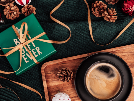 5 Creative Christmas Gifts for Coffee Lovers