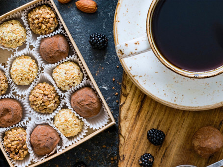 Coffee Energy Bites: No-Bake Recipe