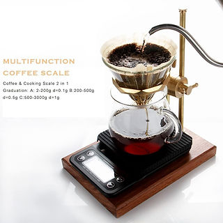 Anpress Digital Coffee Scale with Timer