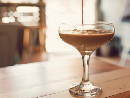Authentic Brazilian Coffee Cocktail Recipe