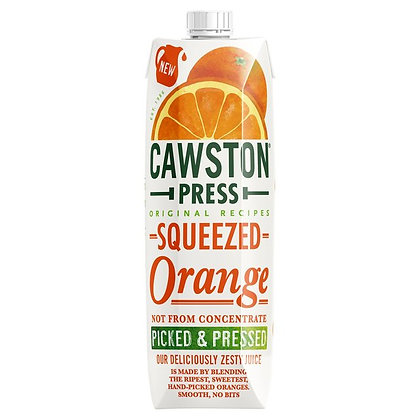 Cawston Press Squeezed Orange Juice