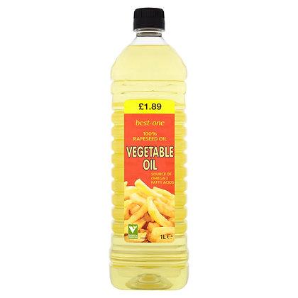 Vegetable Oil -1L