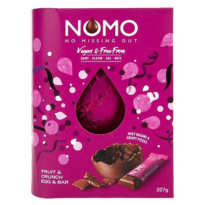 Nomo Fruit Crunch Easter Egg - 148g