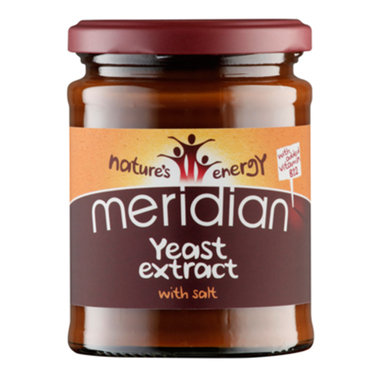 Meridian Yeast Extract Spread with B12 - 340g