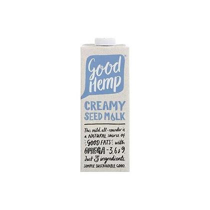 Hemp Seed Milk - 1ltr - Good Hemp