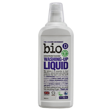 Bio-D Lavender Washing-up Liquid