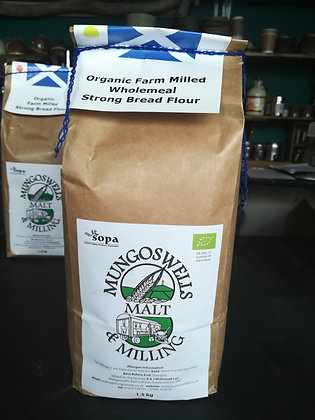Stong Wholemeal Bread Flour - 1.5kg
