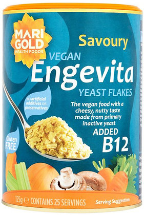 Marigold Nutritional Yeast Flakes 125g