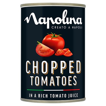 Napolina Chopped Tomatoes - 400g
