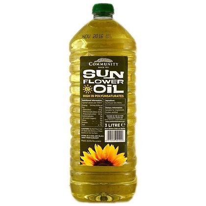Community Sunflower Oil - 1ltr