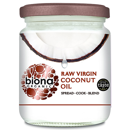 Raw Virgin Coconut Oil 200g