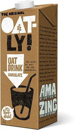 Oatly Chocolate Milk 1ltr