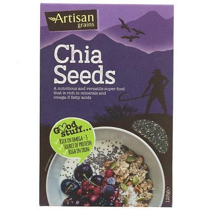 Artisan Grain Chia Seeds
