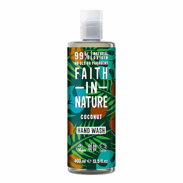 Faith in Nature Handwash - Coconut - 400ml