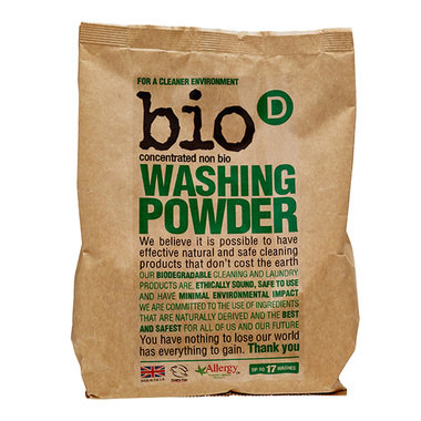 Bio-D non bio Washing Powder 1kg