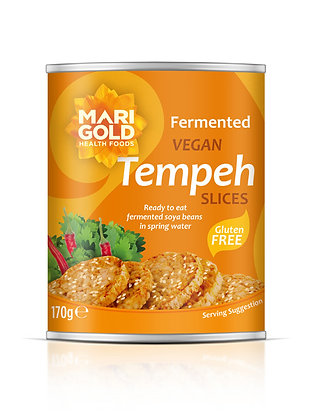 Marigold Tempeh Slices - 280g