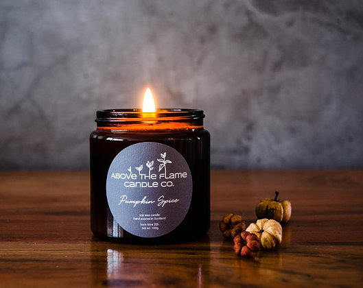 Above the Flame Candles 100g