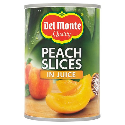 Peach Slices in juice - 415g