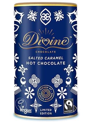 Divine Salted Caramel Hot Chocolate