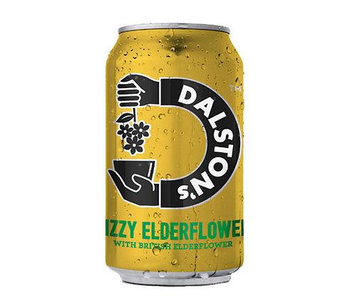 Dalston Fizzy Elderflower - 330ml