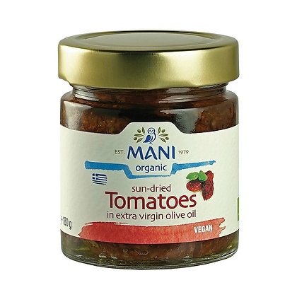 Mani Sundried Tomatoes In Extra Virgin Olive Oil (180g)