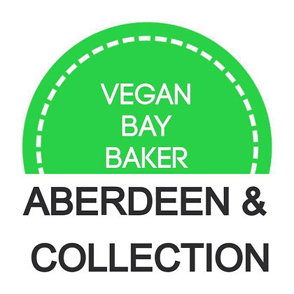 Vegan Bay Baker for ABERDEEN Delivery & COLLECTION