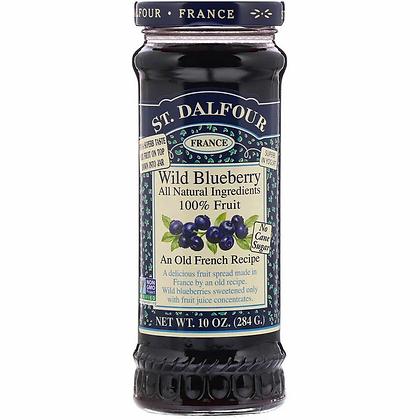 Wild Blueberry Jam 284g