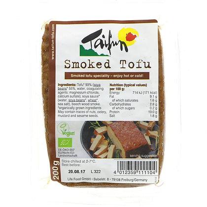 Taifun Smoked Tofu - Organic - 200g