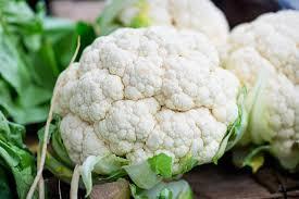 Cauliflower, large, per head