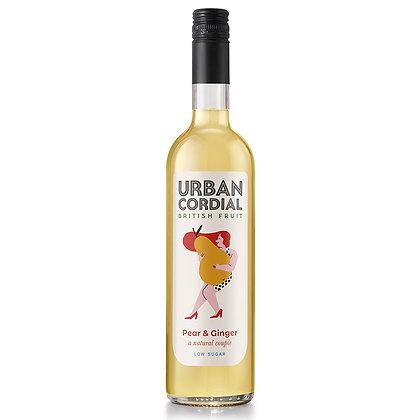 Urban Cordial - Pear & Ginger 500ml