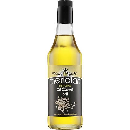 Cold Pressed Sesame Oil - Meridian - 500ml