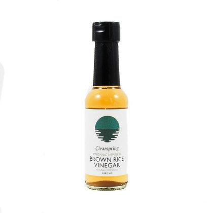 Brown Rice Vinegar - Organic - 150ml