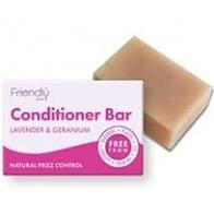 Friendly Soap - Conditioner Bar Lavender & Geranium