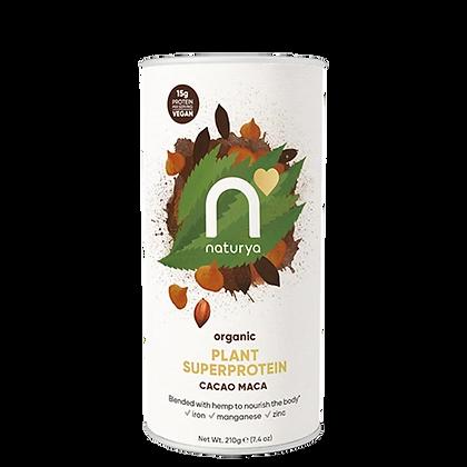 Naturya Plant Superprotein Cacao Maca 210g