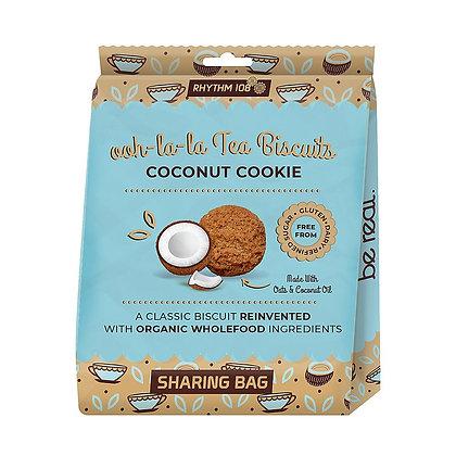Rhythm108 Ooh-La-La Tea Biscuits Sharebag: Coconut Cookie (135g)