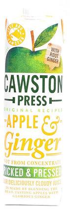 Cawston Press Apple & Ginger 1ltr