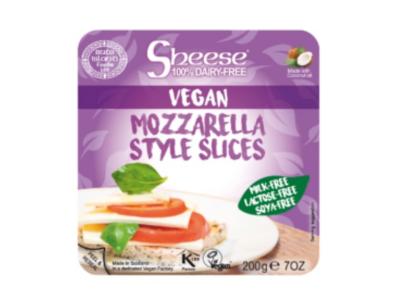 Mozzarella Style Slices 200g