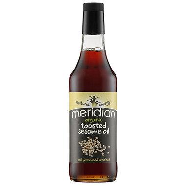 Meridian Toasted Sesame Oil
