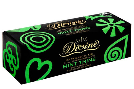 Divine After Dinner Mint Thins