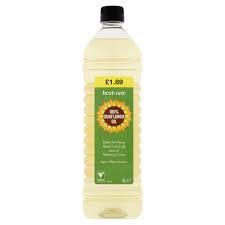 Bestone Sunflower Oil - 1ltr