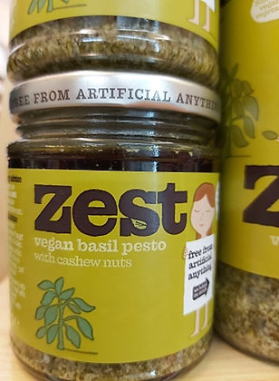 Zest Green Pesto - 165g