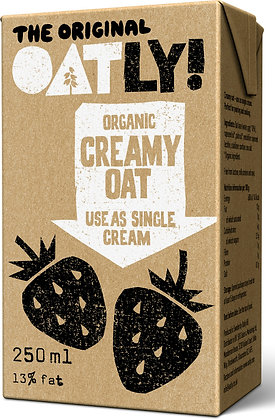 Oatly Cream 250ml
