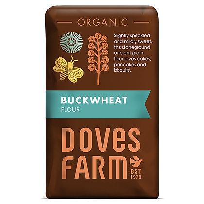 Doves Farm Organic Buckwheat Flour 1kg