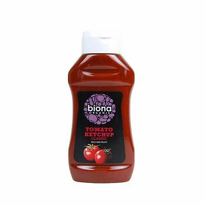 Biona Squeezy Ketchup - 560g