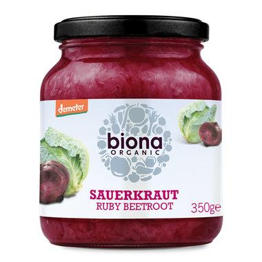 Ruby Beetroot Sauerkraut