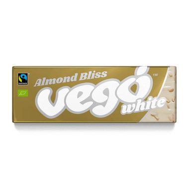 Vego White Almond Bliss Bar