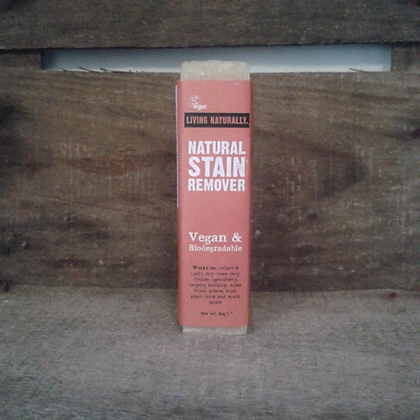 Natural Stain Remover Bar - 60g